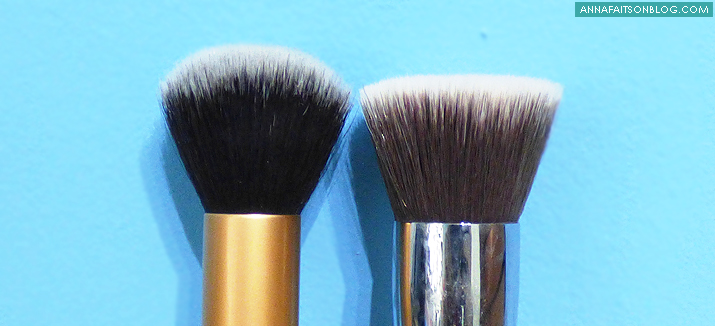 Buffing Brush de Real Techniques