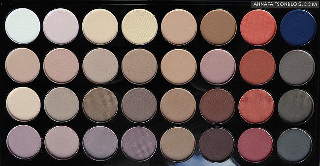 Palette Flawless Matte 2