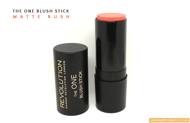 The One Blush Stick - Matte Rush