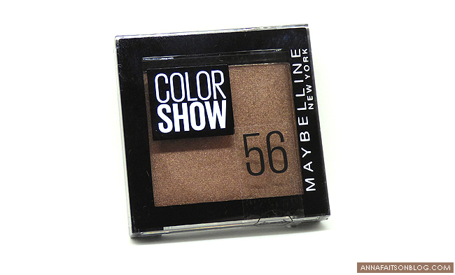 Maybelline Colorshow 56 Hot Americano