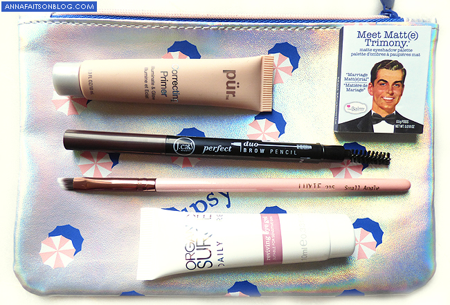 Ipsy Glam Bag July 2016