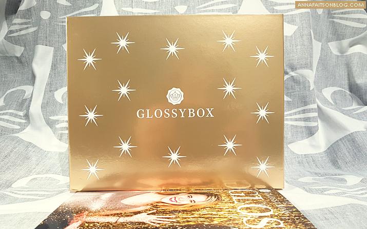 Glossybox de Noël 2016