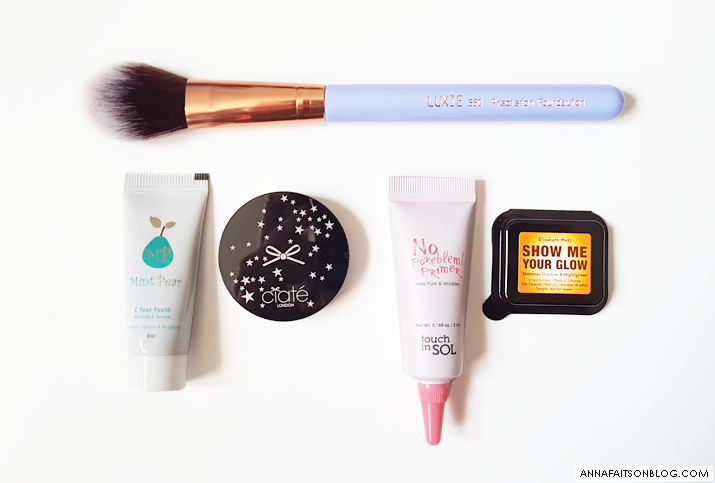 Ipsy Glam Bag April 2017
