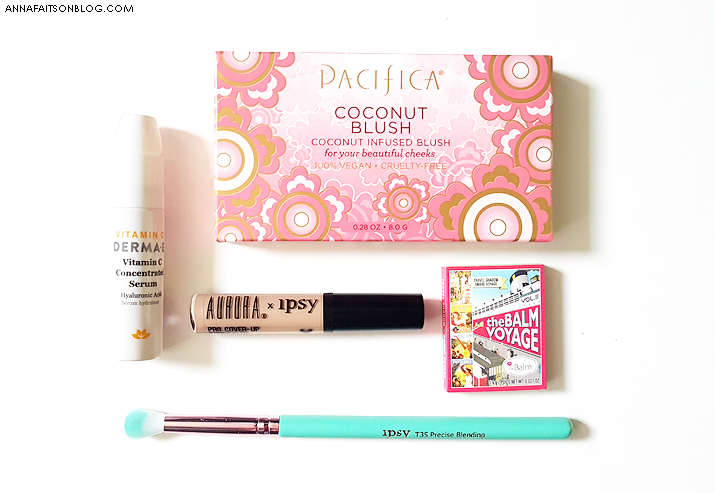 Ipsy Glam Bag August 2017