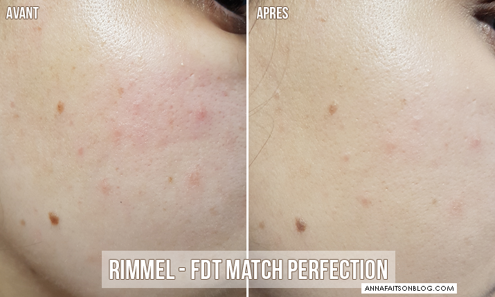 Fond de teint Match Perfection de Rimmel