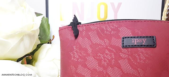 Ipsy Glam Bag Octobre 2017