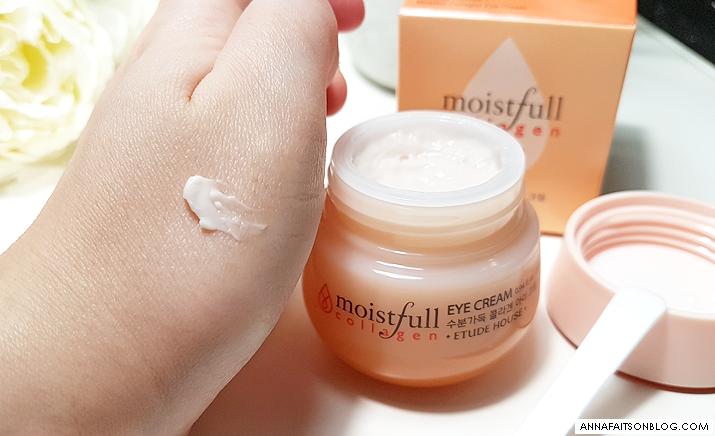 Moistfull Collagen Eye Cream de Etude House