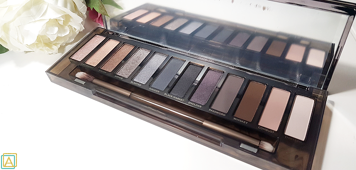 Palette Naked Smoky de Urban Decay