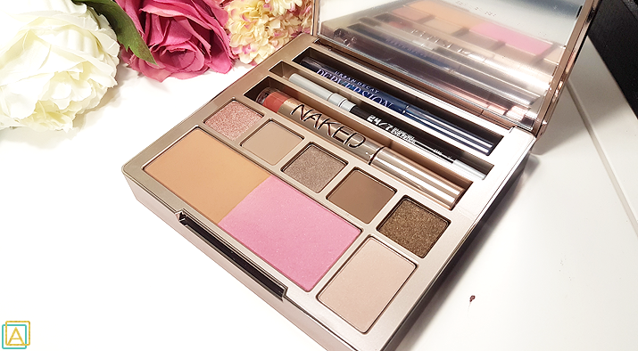 Palette Naked On The Run de Urban Decay