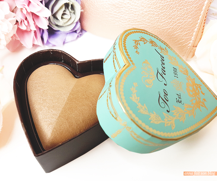 Too Faced : Sweethearts Bronzer #makeup #toofaced #sweetheartsbronzer