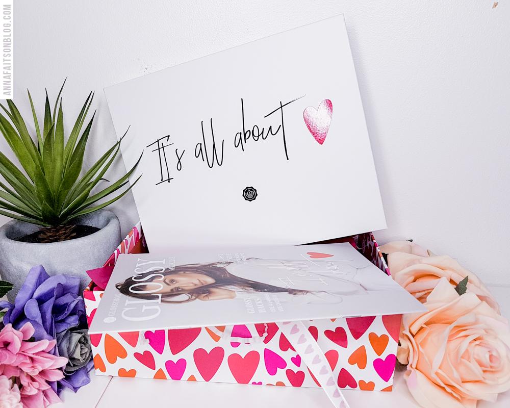 Glossybox Février 2019 #beautybox #boxbeaute #beautyblog