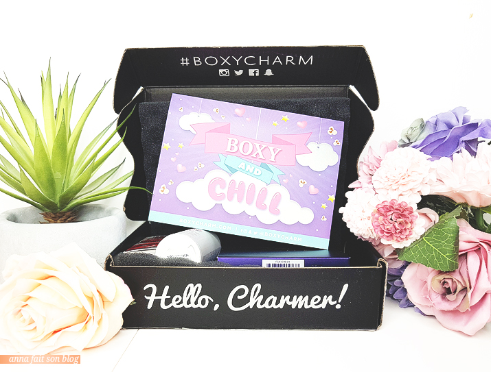 Boxycharm Janvier 2019 #beautybox #beautyblog