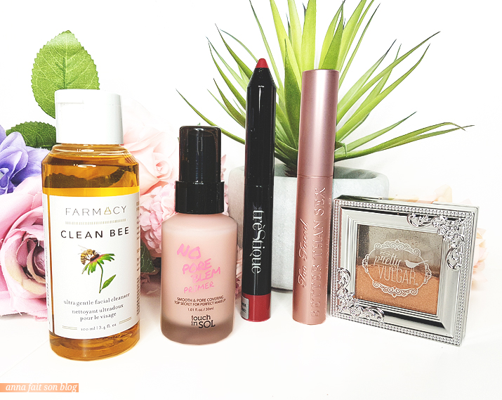 Boxycharm Février 2019 #beautybox #beautyblog