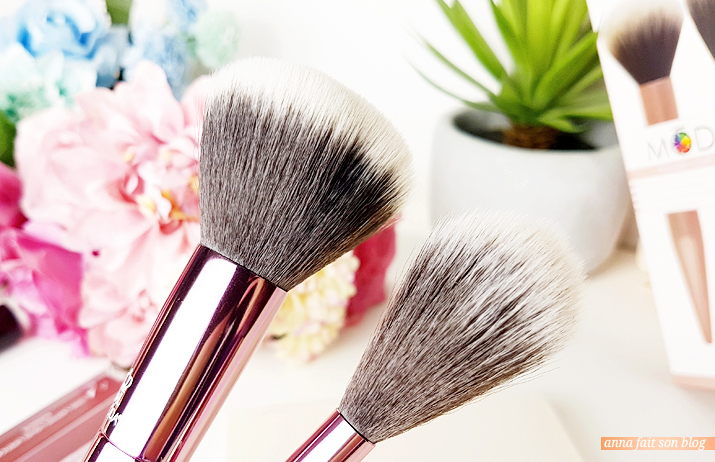 Moda Brushes - Powder & Soft Glow kit #beautybox
