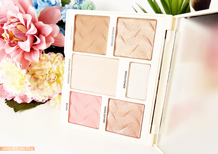Cover FX - Perfector Face Palette #beautybox