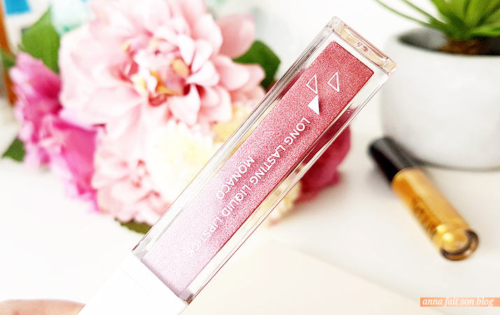 Ofra - Long Lasting Liquid Lipstick in Monaco #beautybox