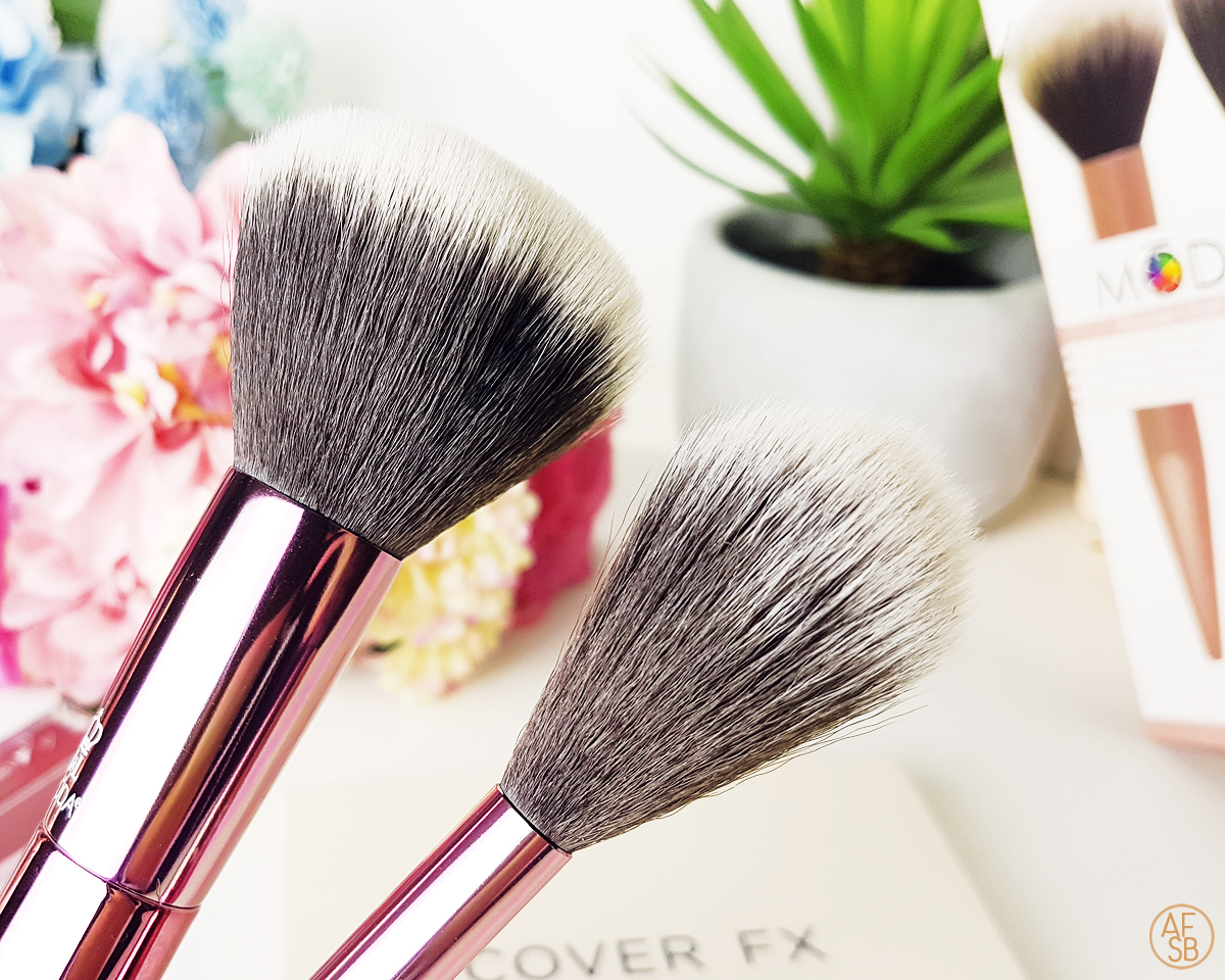Moda Brushes - Powder & Soft Glow kit #beautybox