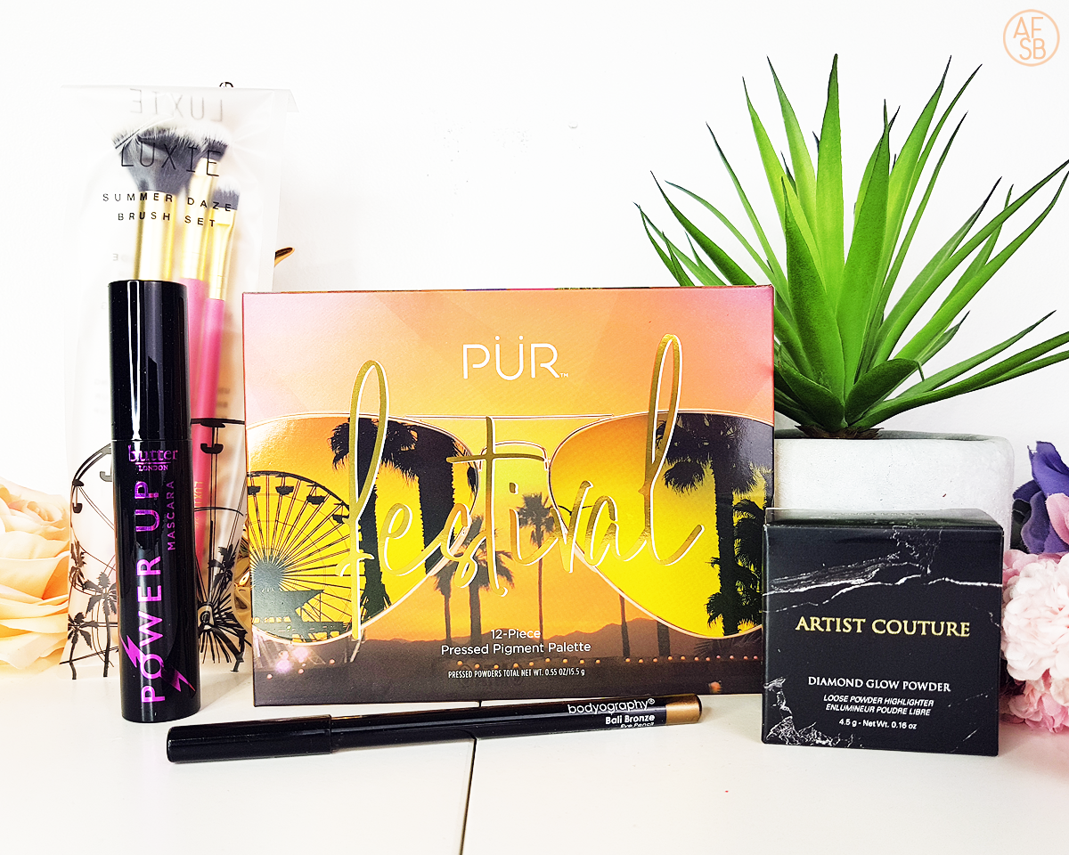 Boxycharm Avril 2019 #beautybox