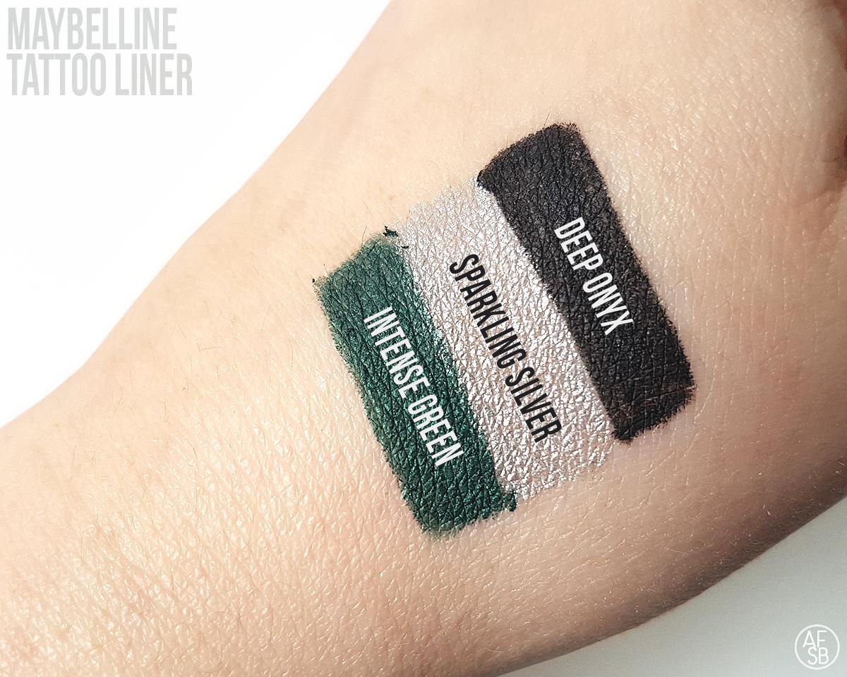 Tattoo Liner de Maybelline #eyepencil #eyemakeup