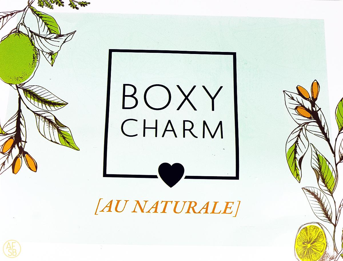 Boxycharm Juillet 2019 #beautybox