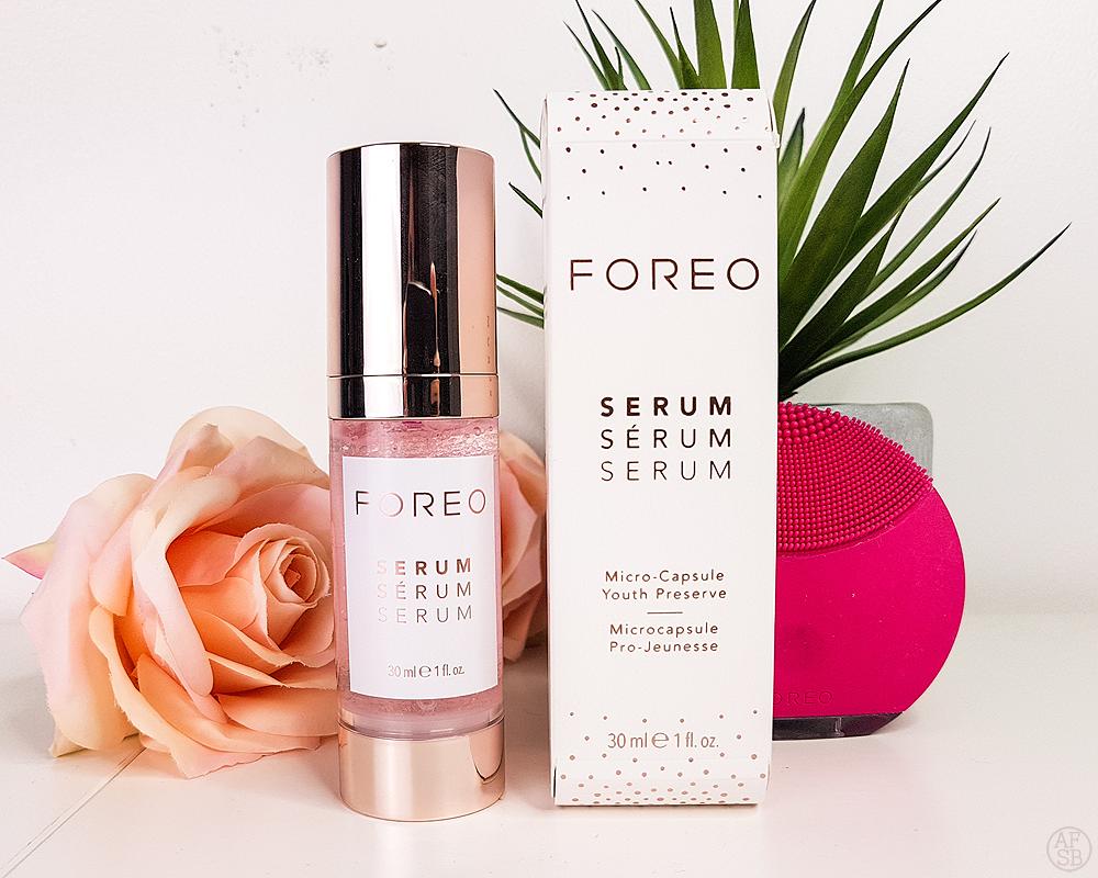 Serum Serum Serum de Foreo #skincare