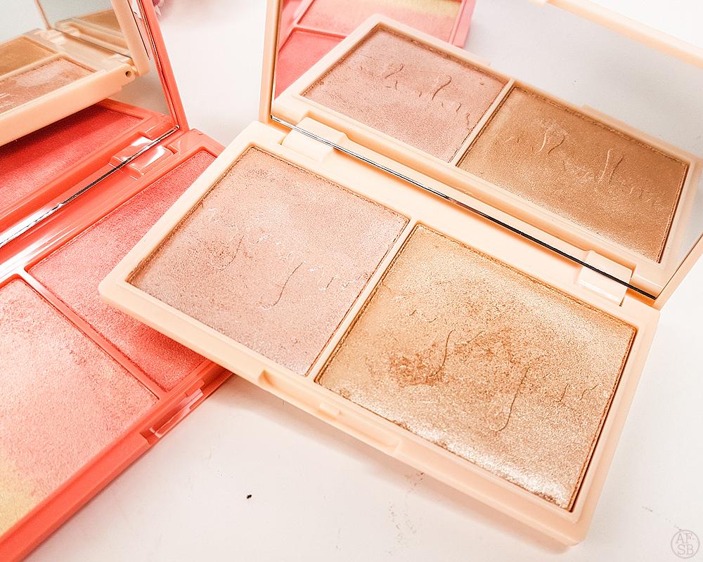 6 produits makeup à petits prix : Palette Rose Gold Glow de I Heart Revolution