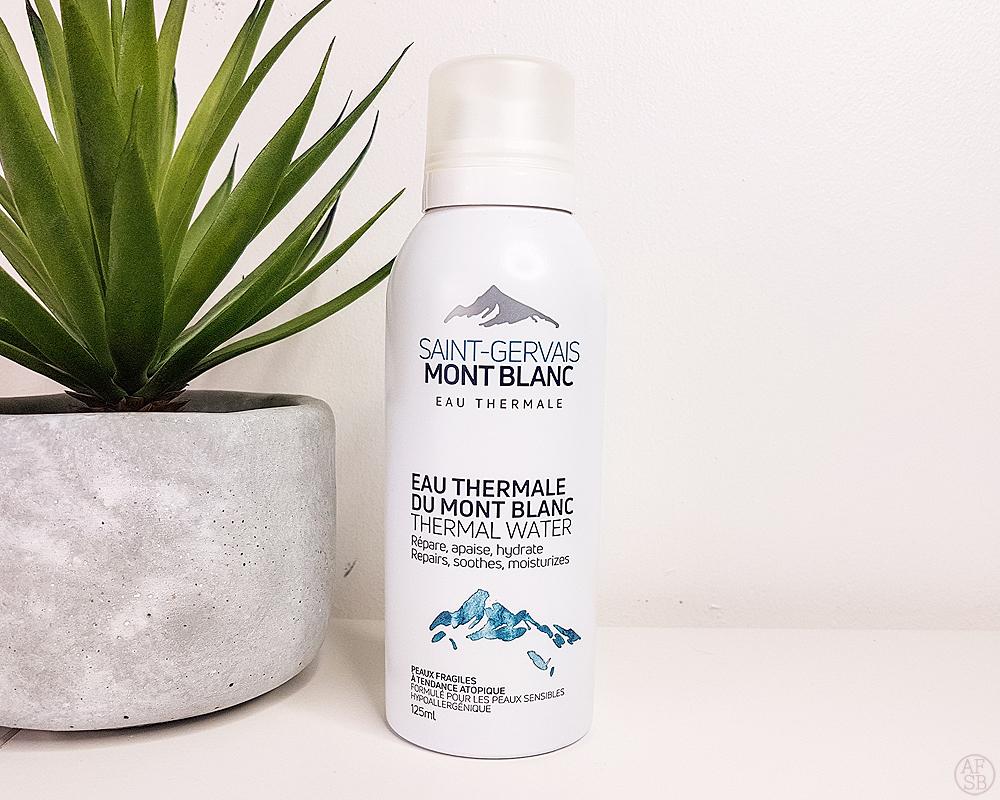 Routine Saint Gervais Mont Blanc : Eau thermale