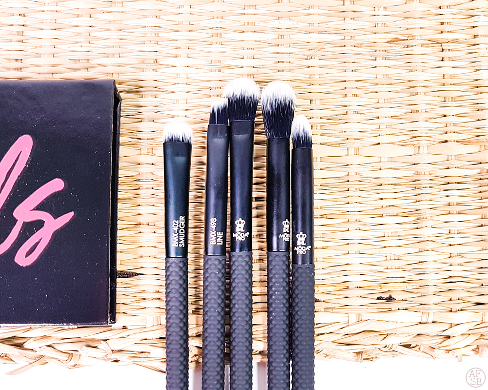 Boxycharm Septembre 2019 : Moda Brushes