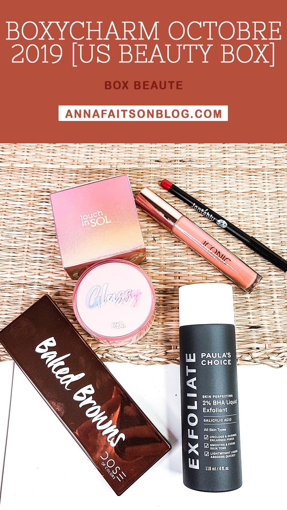 Boxycharm Octobre 2019