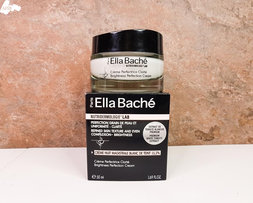 Gamme anti-tache Ella Baché : Crème Nuit Magistrale Blanc de Teint 15.3%