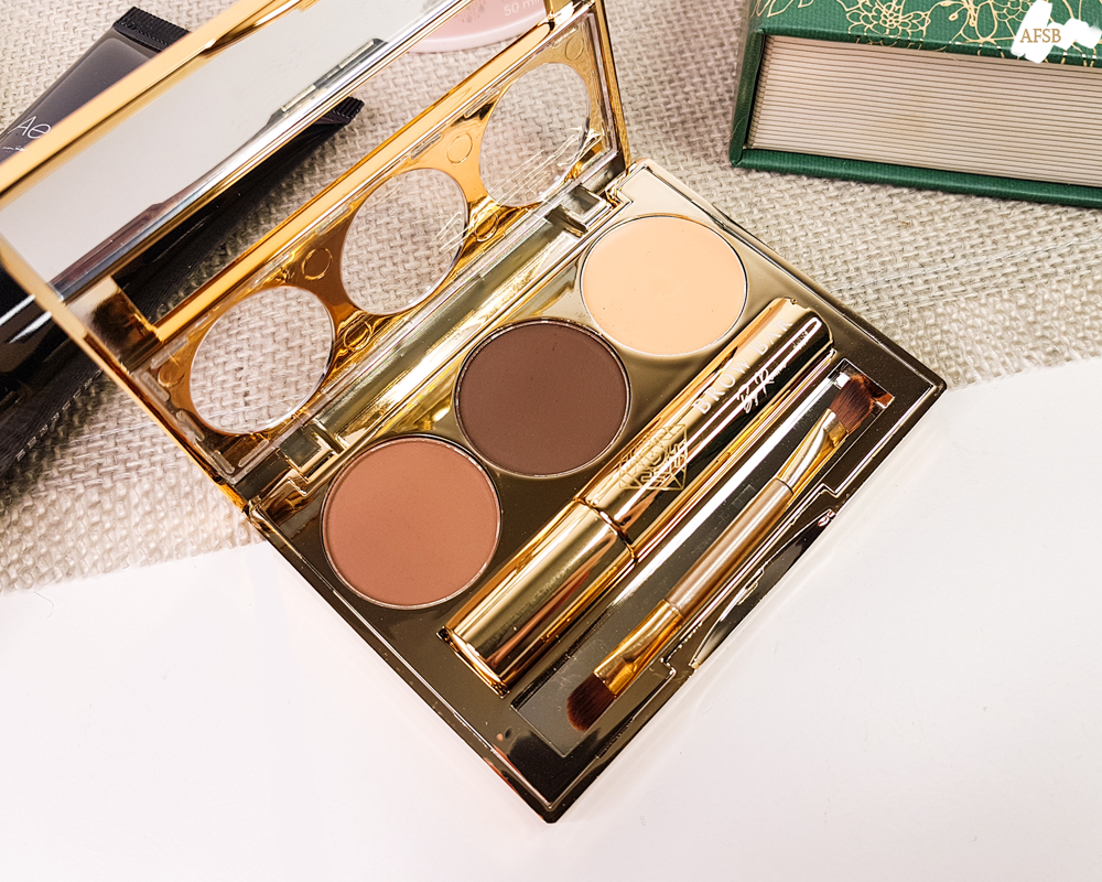 Boxycharm Décembre 2019 : Reema Beauty - Brow Makeover Kit in Medium