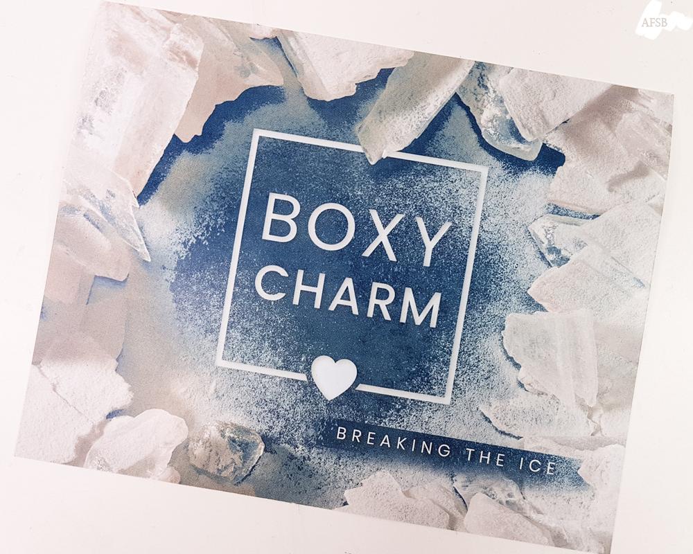 Boxycharm & Boxycharm Premium Janvier 2020