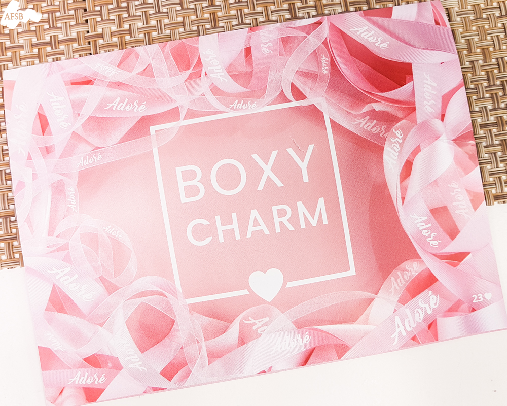 Boxycharm & Boxycharm Premium Février 2020