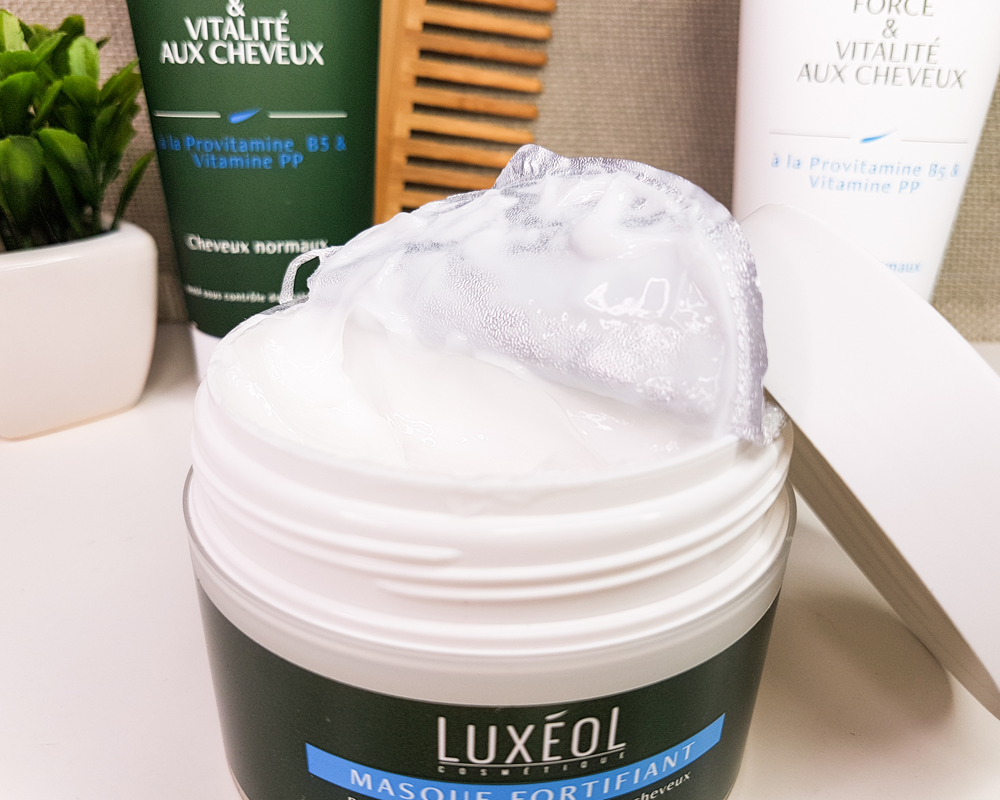 Masque fortifiant Luxéol