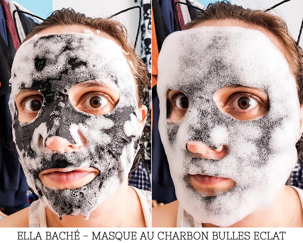 Ella Baché - Masque au charbon Bulles Eclat