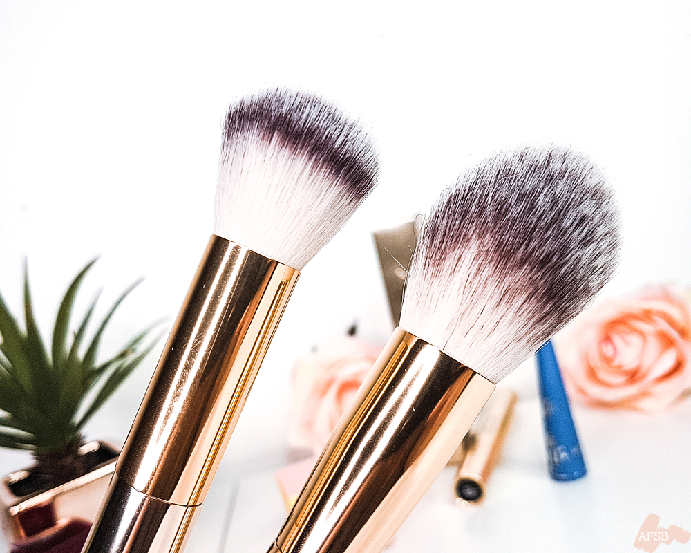 Battington Beauty - Powder and Contour Brush Set