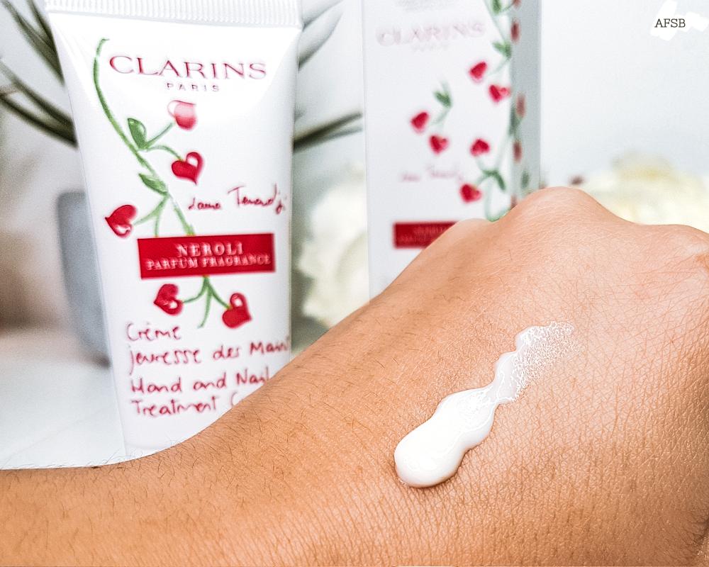 Crème Jeunesse des mains Clarins