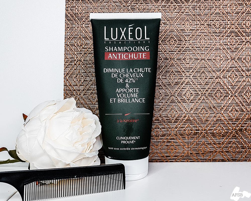 Shampoing antichute Luxéol