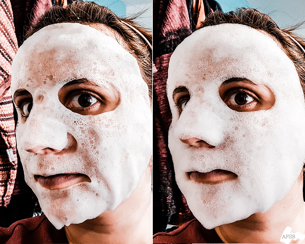 Masque exfoliant de Cesam Care