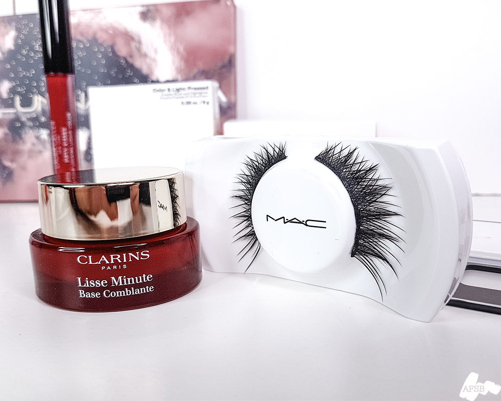 MAC Cosmetics 70 Lash / Clarins Instant Smooth Perfecting Touch