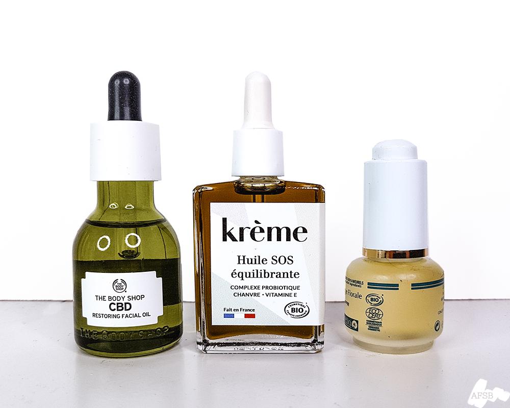 Soins pour l'hiver 2020 : The Body Shop, Krème & Centella