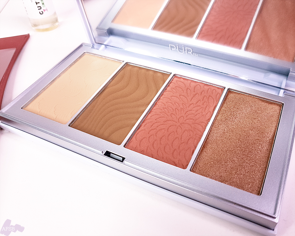 Boxycharm Premium Novembre 2020 : Pür Skin Perfecting Powders Face Palette