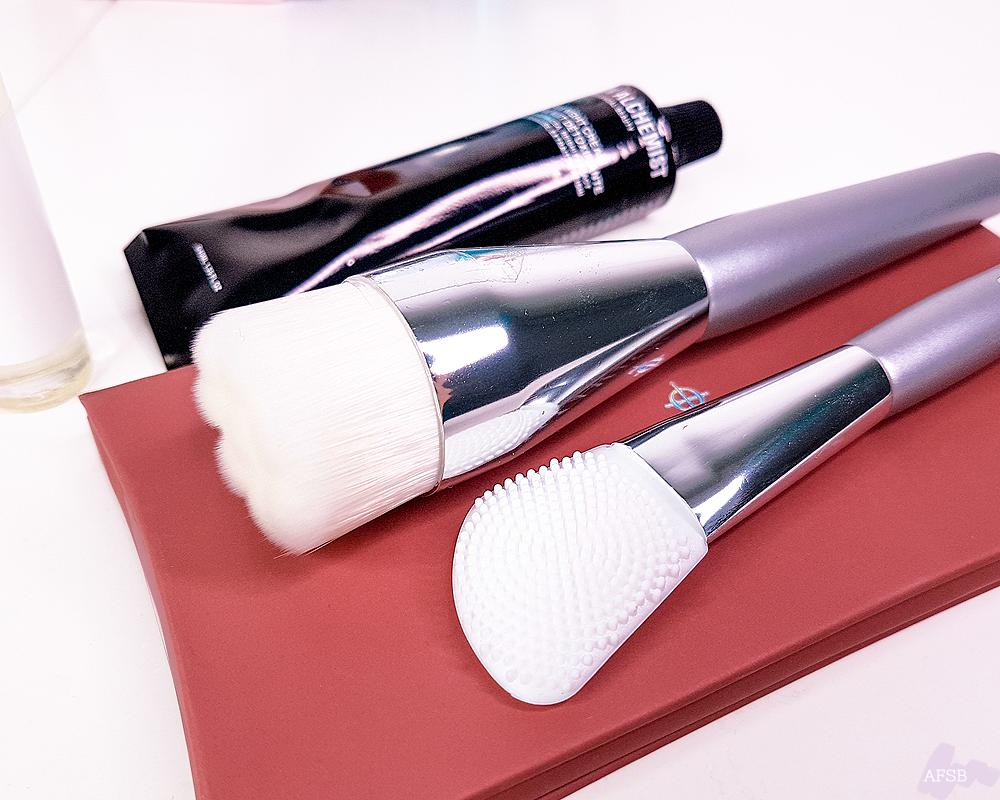 Boxycharm Premium Novembre 2020 : Cosmedix Skincare Brush Set
