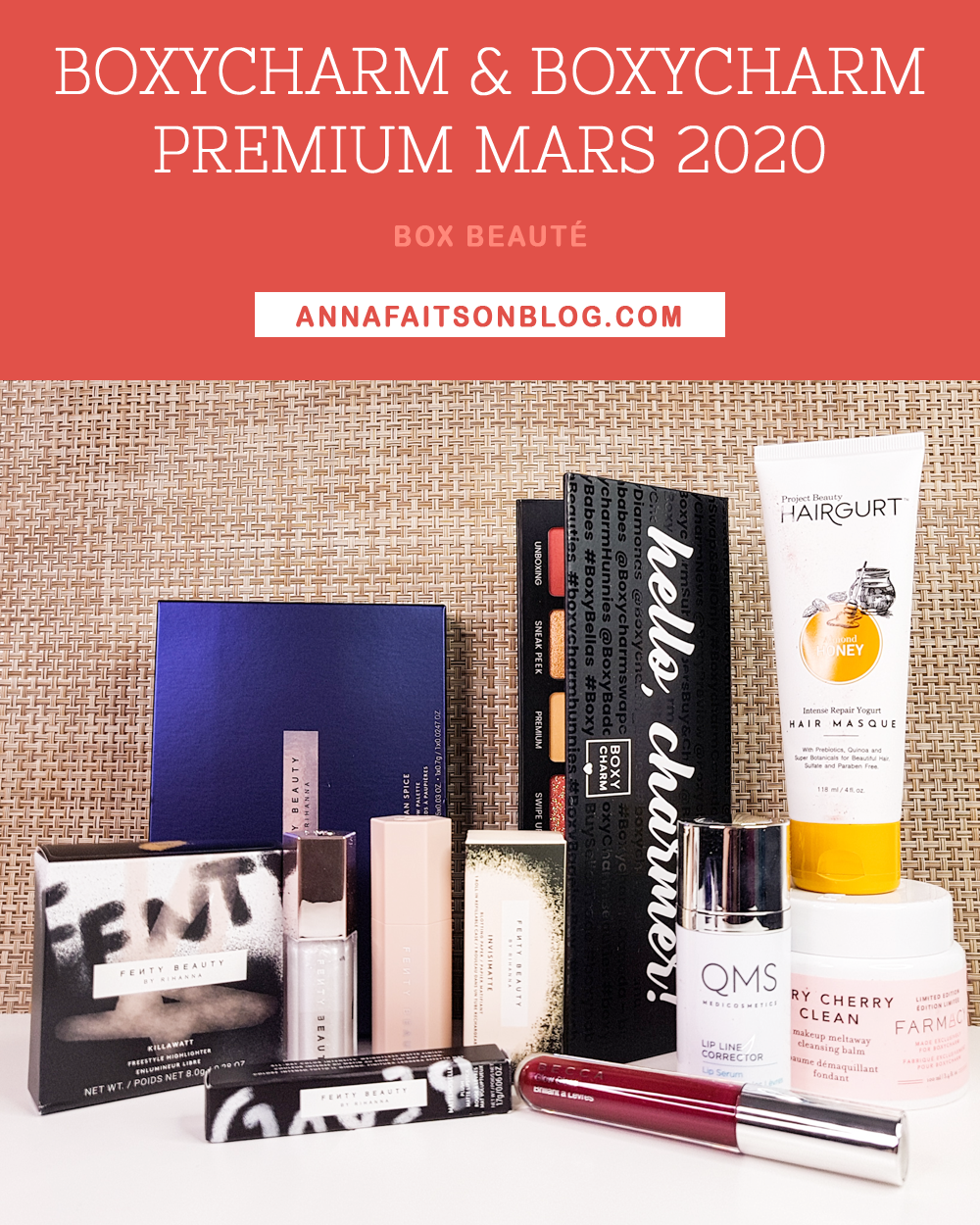 Boxycharm & Boxycharm Premium Mars 2020