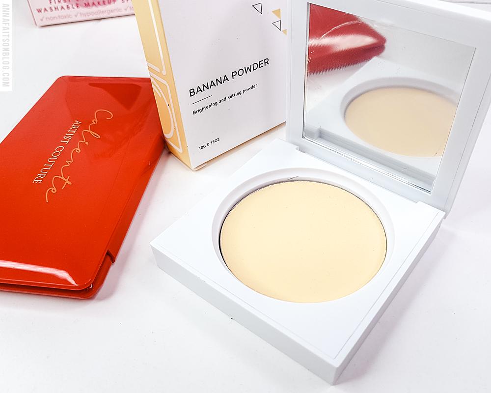 Boxycharm Décembre 2020 : Ofra Cosmetics Pressed Banana Powder