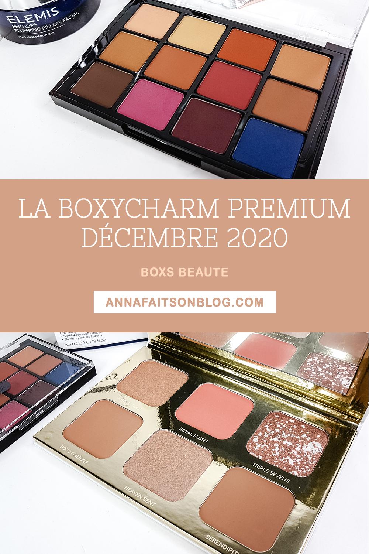Boxycharm Premium Décembre 2020