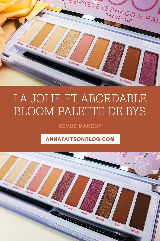 Bloom Palette BYS