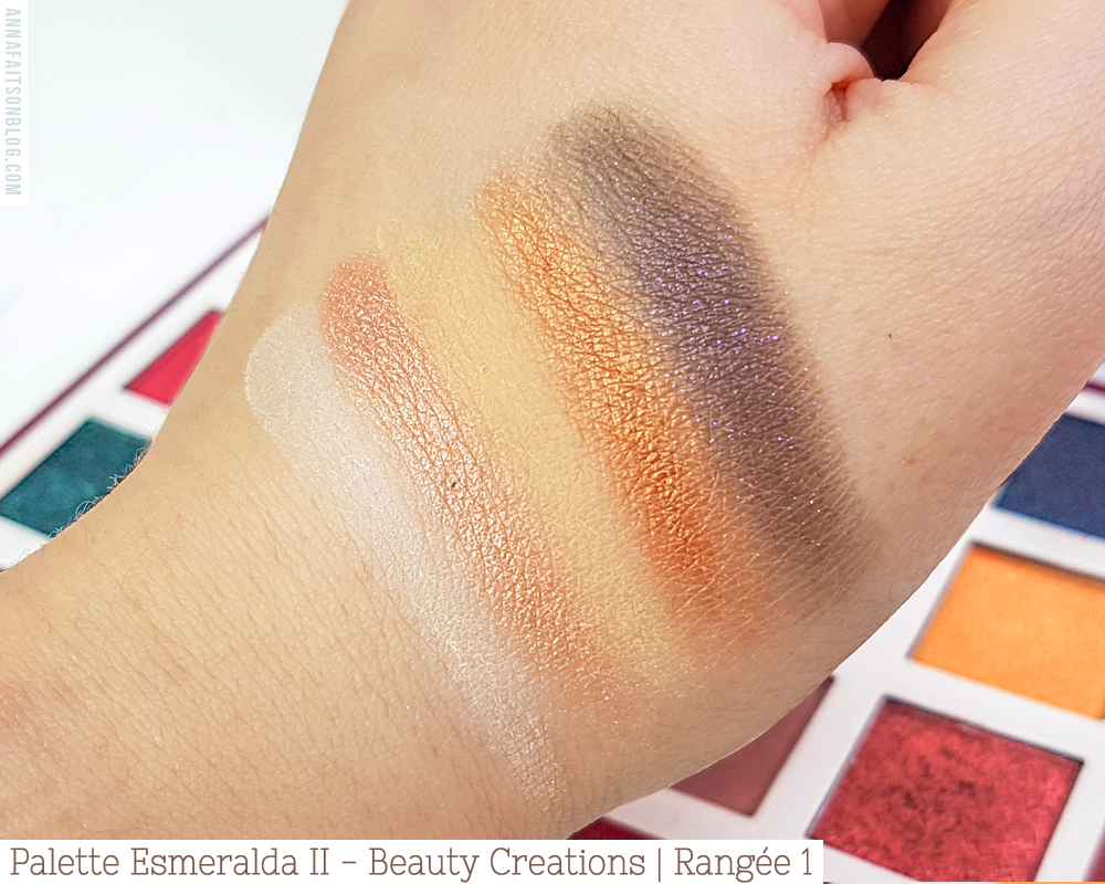 Palette Esmeralda 2 Beauty Creations