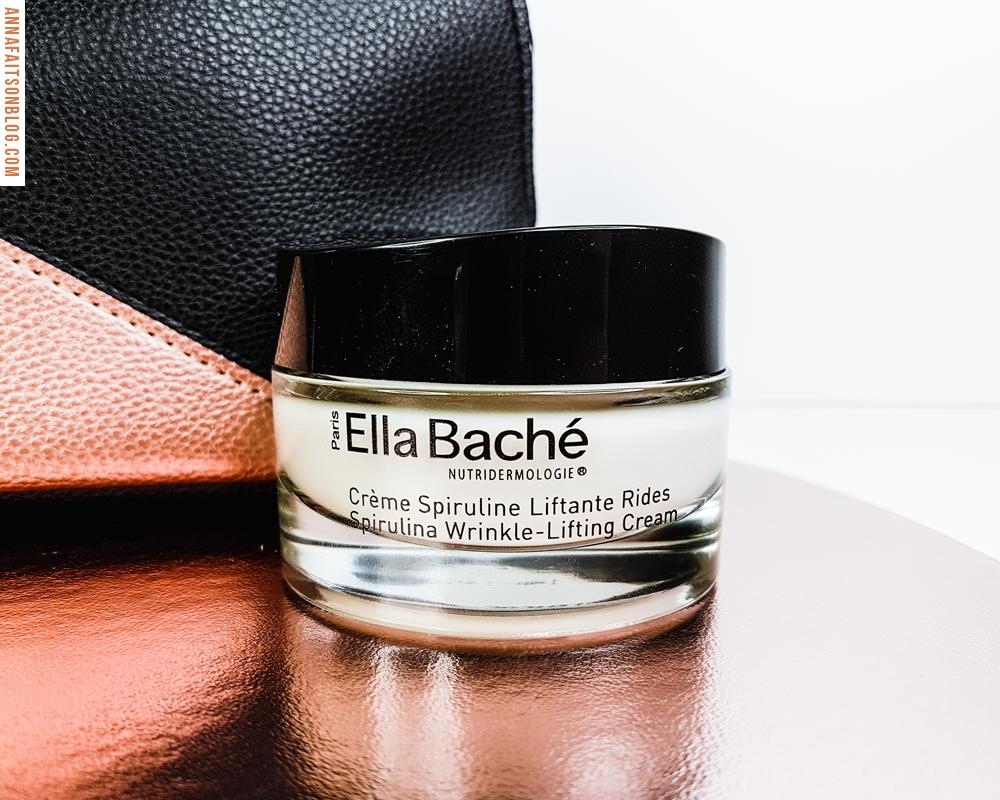 Crème Spiruline Liftante Rides Ella Baché