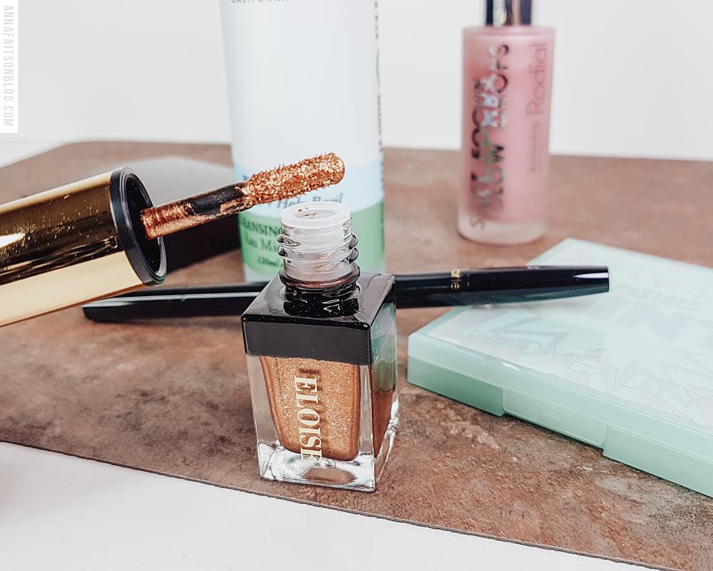 Eloise Beauty - Get Lit Metallic Foiled Liquid Eyeshadow